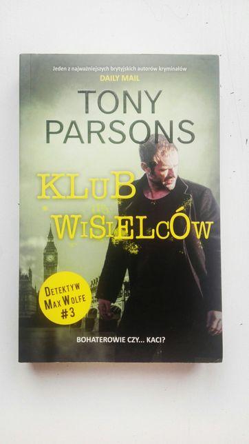 """""""Klub Wisielców"""" (Książka)"""