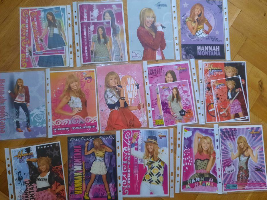 Karteczki Hannah Montana 40 szt. Wieluń - image 1