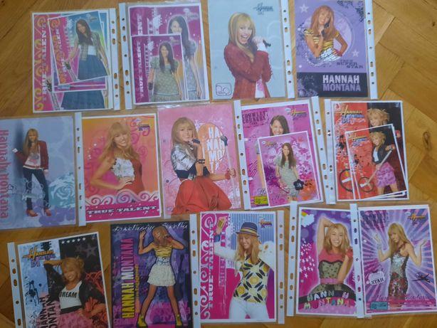 Karteczki Hannah Montana 40 szt.