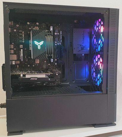 PC Gaming//Ryzen 5//GTX//SSD//NOVO