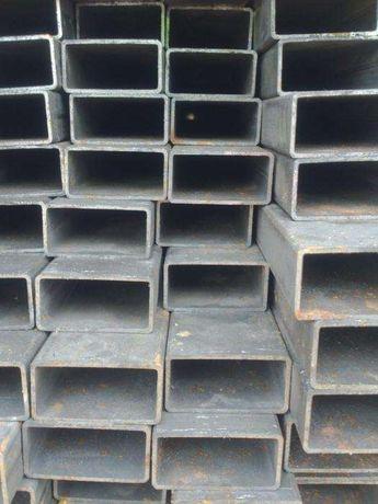 80x60x3mm Profil zamknięty / rura kwadratowa / kształtownik L6m