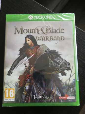 Nowa gra Mount & Blade War Band xbox one