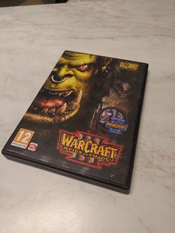 Warcraft III Reign of chaos + frozen throne