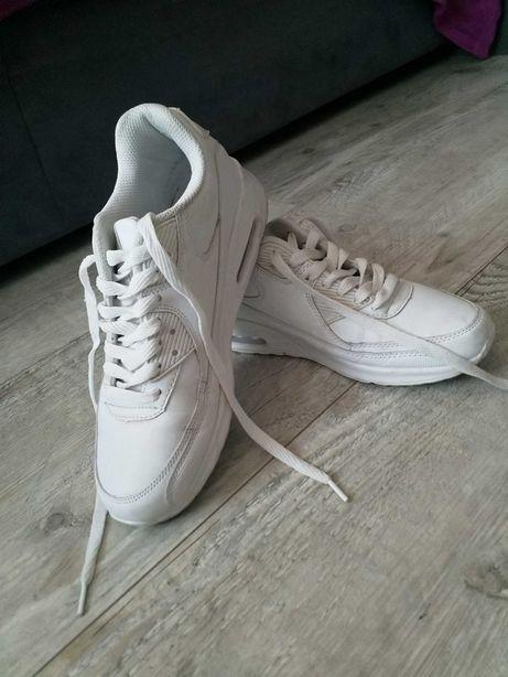Adidasy 41 białe