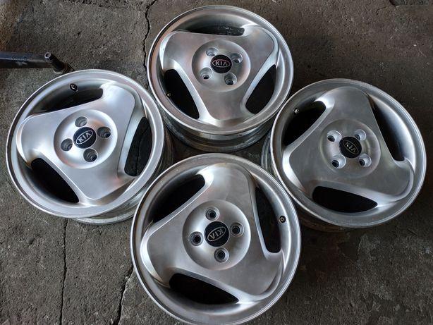 Felgi aluminiowe r15 4x100