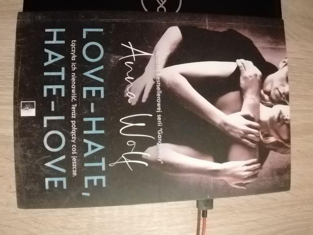 Love hate Hate love Anna Wolf