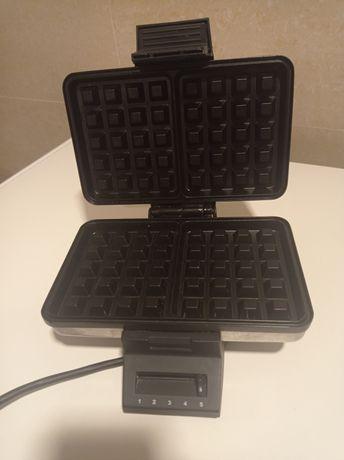 Máquina waffles Silvercrest