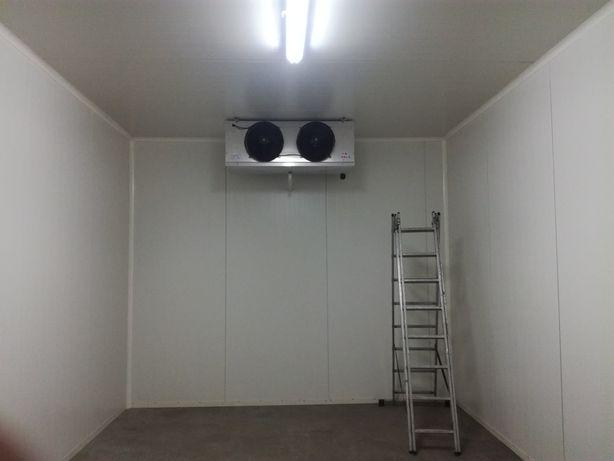 Nowa komora chłodnicza chłodnia agregat