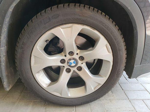 Зимние шины Michelin Alpin A4 225/50 R17 94H