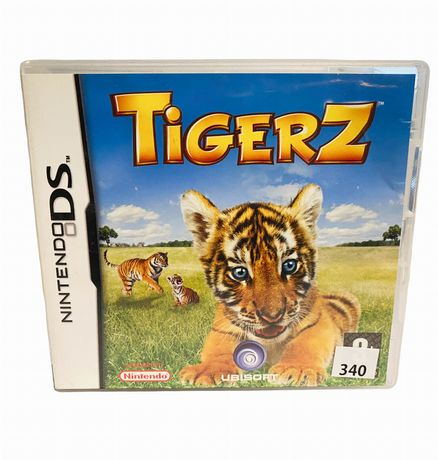 Tigerz Nintendo Ds / 340