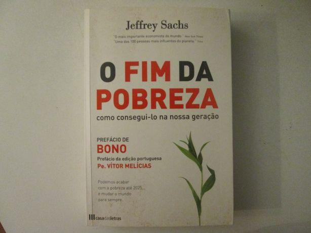 O fim da pobreza- Jeffrey Sachs