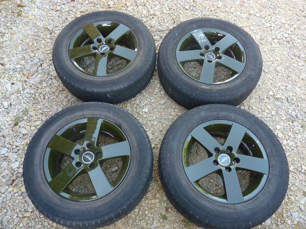 "Felgi aluminiowe 5x114.3 OPONY 215/65R16 16"" 16 cali Mitsubishi NISSAN"