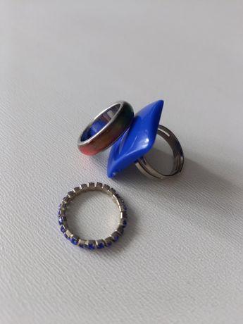 Pierścionki sztuczna biżuteria