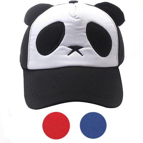 Boné Criança Panda (novo)