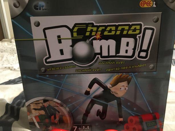 Choro Bomb wyścig z czasem gra zręcznościowa