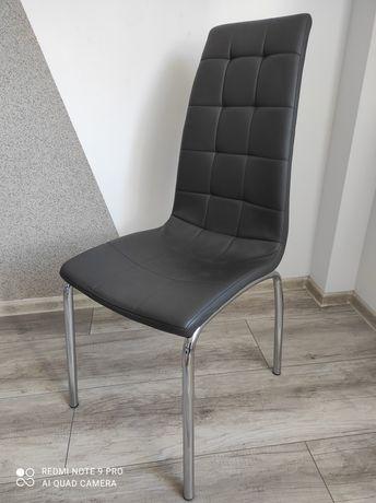 Sprzedam 4 krzesła tapicerowane