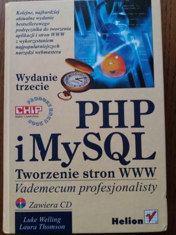 PHP i MySQL. Tworzenie stron. Vademecum profesjonalisty.