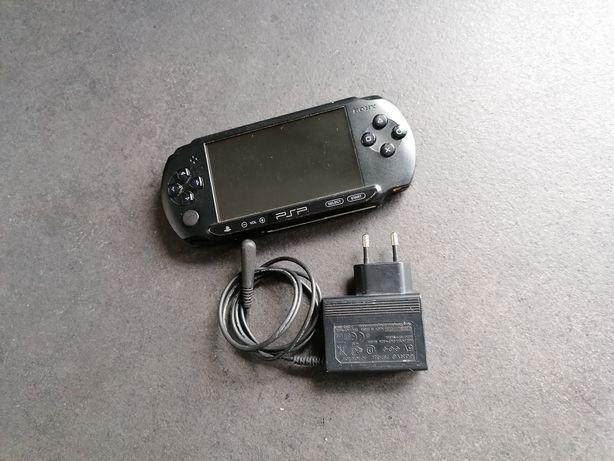 Konsola Sony PSP e1004 + przeróbka