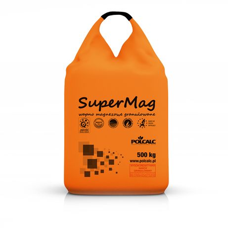Wapno magnezowe SuperMag ( Polcalc )