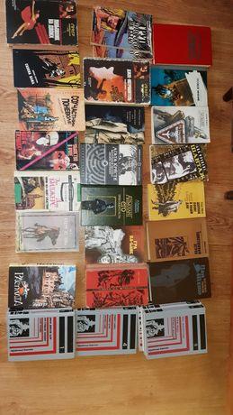 Книги детективи різного жанру