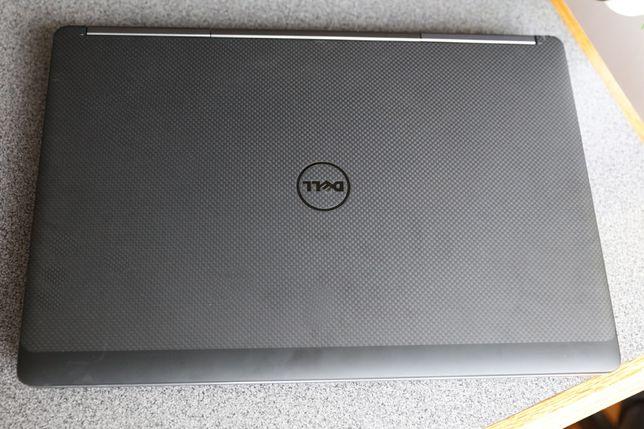 Ноутбук 17 Dell Precision m7710 i7mQ 8RAM nVidia-4000 ssd256Gb