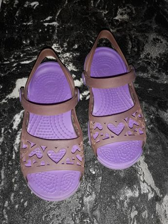 Босоножки Crocs c9 сандали