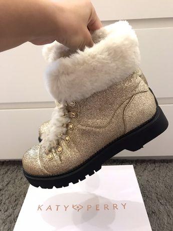 Женские ботинки Katy Perry 36 размер