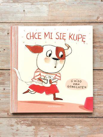 Chce Mi Się Kupę - Guido Van Genechten - książka - odpieluchowanie