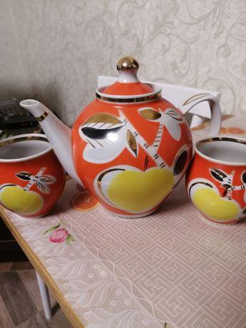 Набор для чая.))