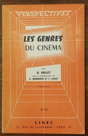 les genres du cinéma, a. vallet, c. rambaud et f. louis