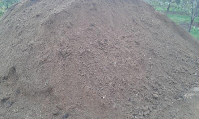 Ziemia ogrodowa, humus