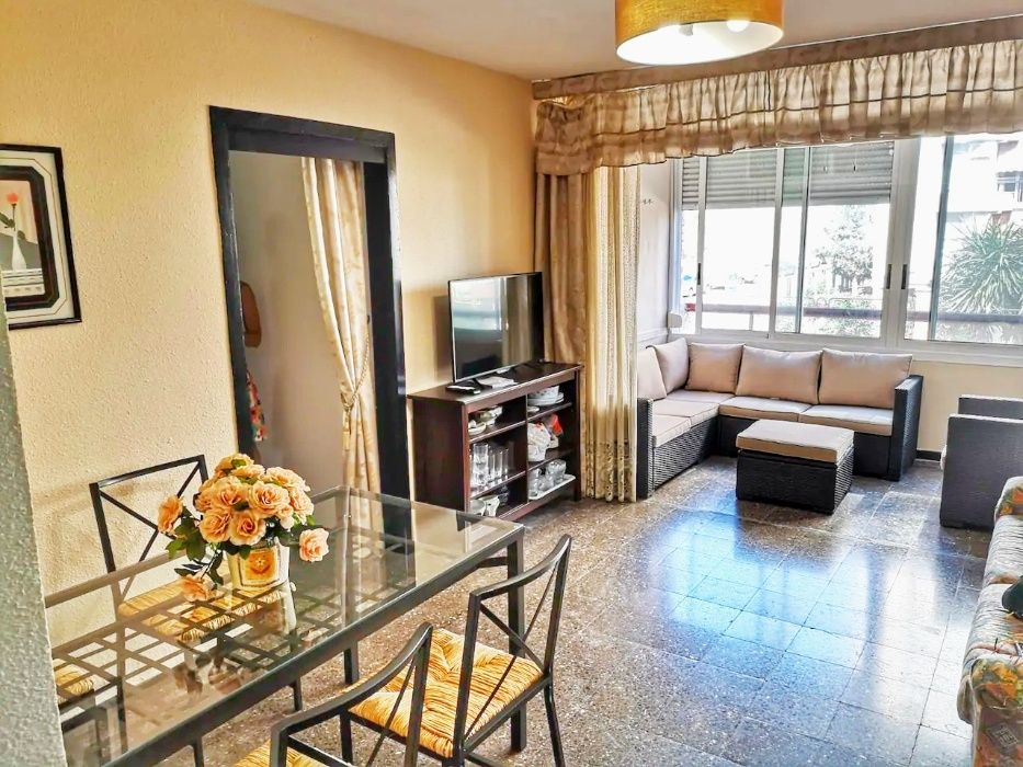 Уютная квартира в хорошем состоянии. Alicante, Costa Blanca