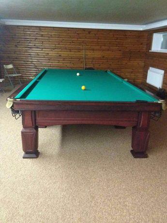 Стол для бильярда профессиональный. Динарис, 12 футов бильярдный стол