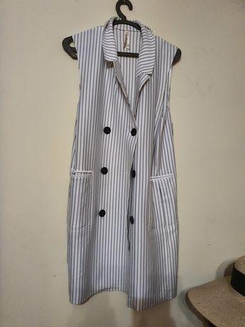Vestido blazer / colete