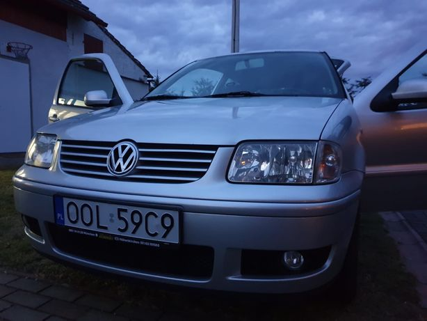 VW Polo 1.4 TDI 2001