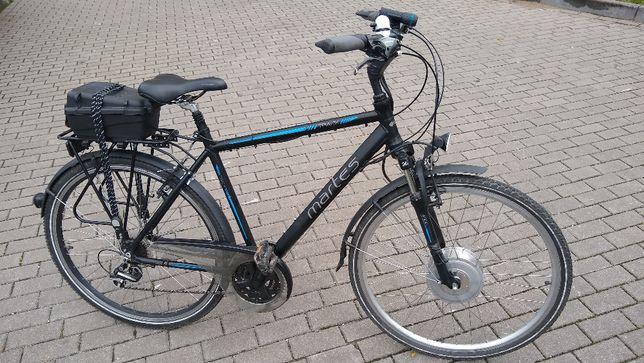 Rower elektryczny Martes koła 28 cali rama 21 cali (L)
