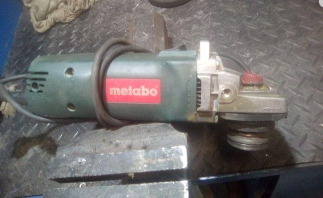 Szlifierka kątowa Metabo