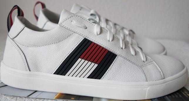 Кожаные белые кеды туфли мужские кроссовки кросовки 40,41,42,43,44, 45