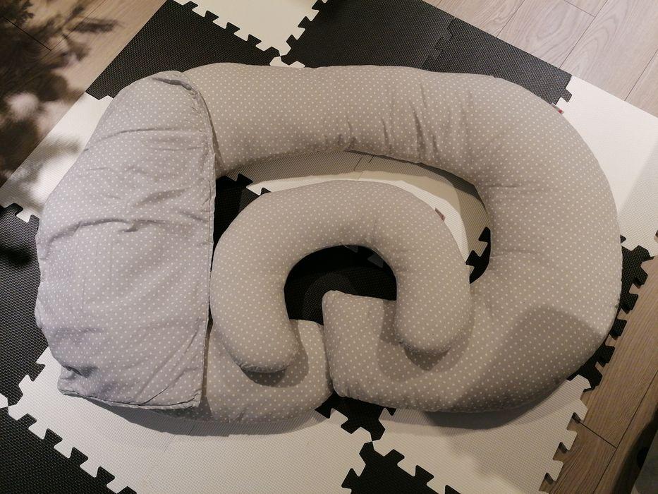 Poduszka do spania C dla kobiet w ciąży plus do karmienia Szamotuły - image 1