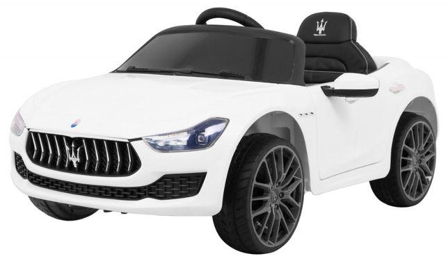 Samochód Maserati Ghibli na akumulator dla dzieci PILOT dla rodzica