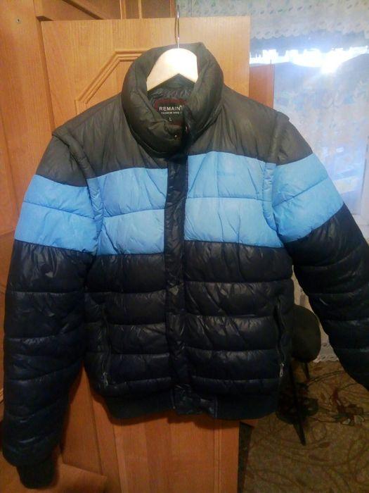 куртка мужская зимняя48/50 Новомайское - изображение 1