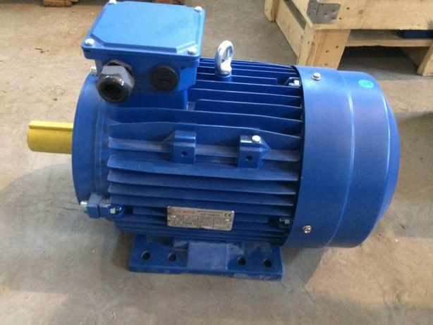 , ЭлектродвигательАИР80В2 2,2кВт3000 об и др двиг любой мощности нов.