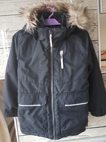 H&M r.116 zimowa parka kurtka ciepła