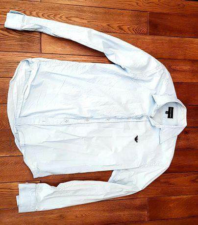 Koszula męska Rozm. XL Slim fit Armani
