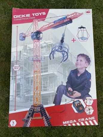 Мега кран 120 см на дистанційному керуванні Dickie Toys, іграшковий