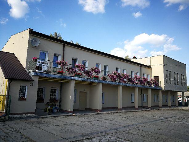 Budynek usługowo-handlowo-mieszkalny
