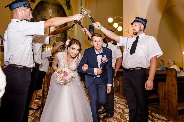 KAMERZYSTA FOTOGRAF wideofilmowanie fotografia ślubna DRON tanio!!