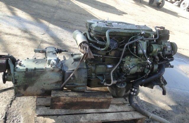 Двигатель,Мотор,Двигун ОМ366А 6л. MERCEDES 809,811,814,ЗИЛ, Эталон,