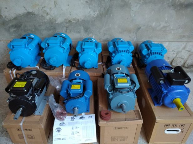 Электродвигатель однофазный,трехфазный 220-380В 1.1,1.5,2.2,3,4,5.5квт