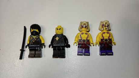LEGO minifigures  NINJAGO, DC лего минифигурки